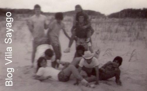 Fuera de foco en Parque del Plata ( 1973 )