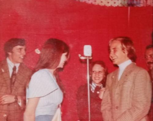 Juramento Club Leo Sayago, años 70s.