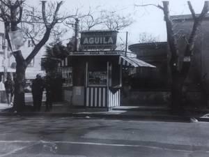 Kiosco de Avenida Sayago y Ariel, años 80s